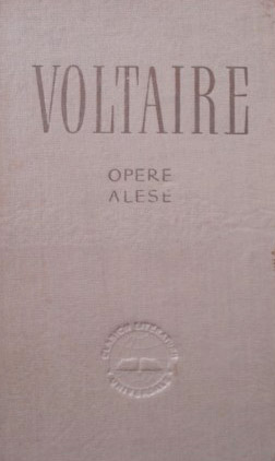 Opere alese III - Voltaire