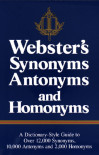 Webster's Synonyms