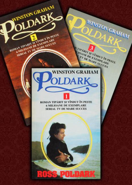 Poldark (3 volume) - Winston Graham