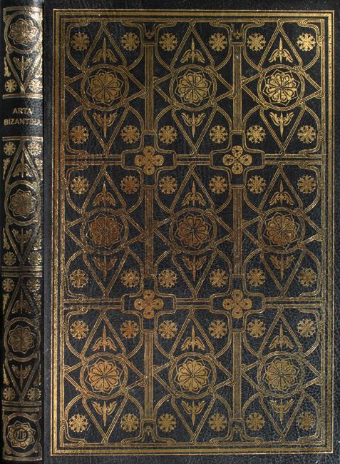 Arta bizantina (editie de lux) -