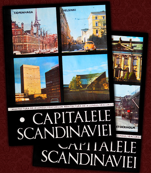 Capitalele Scandinaviei (2 vol.) -
