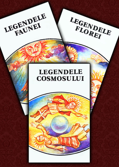 Legendele cosmosului. Legendele faunei. Legendele florei - ***