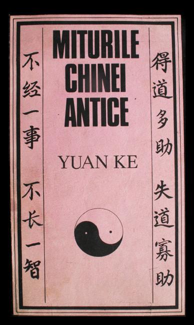 Miturile Chinei antice - Yuan Ke