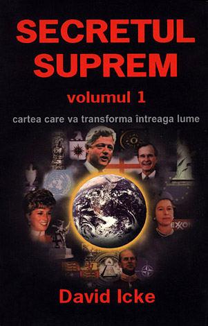 David Icke - Secretul suprem, vol. 1