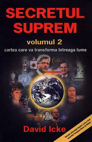 David Icke - Secretul suprem, vol. 2