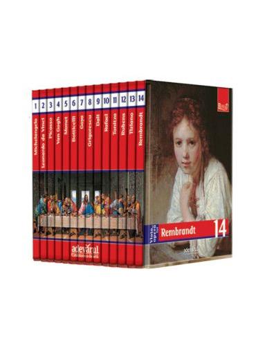 Colectia Pictori de Geniu (14 volume) -
