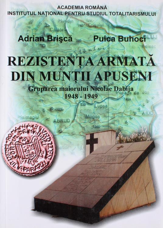 Rezistenta armata din muntii Apuseni - Adrian Brisca