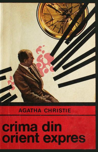 Crima din Orient Expres - Agatha Christie