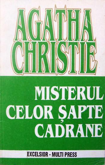 Misterul celor sapte cadrane - Agatha Christie