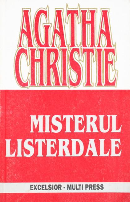 Misterul Listerdale - Agatha Christie