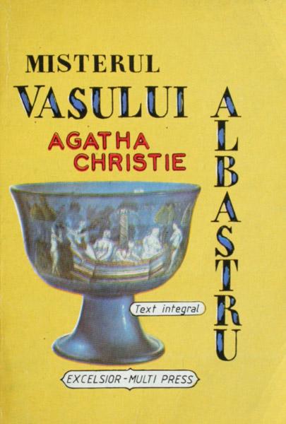 Misterul vasului albastru - Agatha Christie