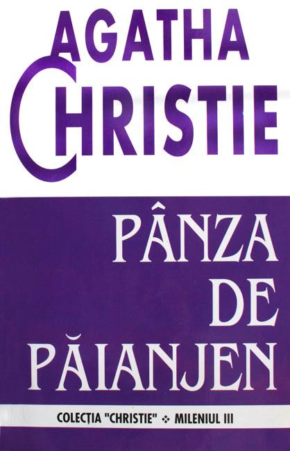 Panza de paianjen - Agatha Christie
