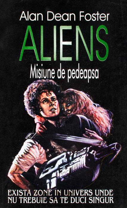 Aliens. Misiune de pedeapsa - Alan Dean Foster
