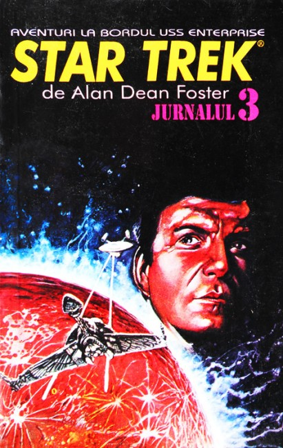 Alan Dean Foster - Star Trek 3