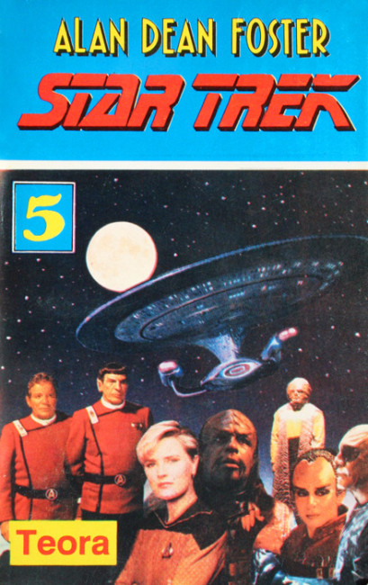 Star Trek 5 - Alan Dean Foster
