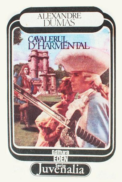 Cavalerul d'Harmental - Alexandre Dumas