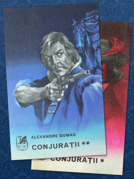 Conjuratii (2 vol.) - Alexandre Dumas