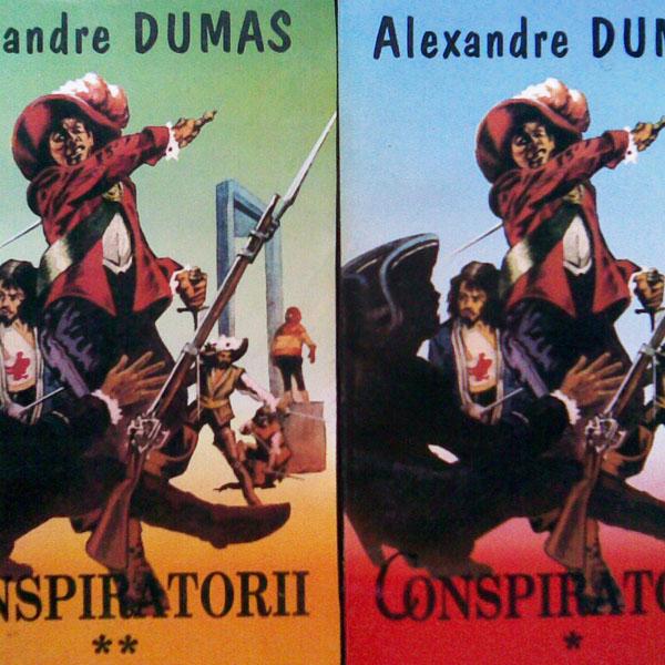 Conspiratorii - Alexandre Dumas