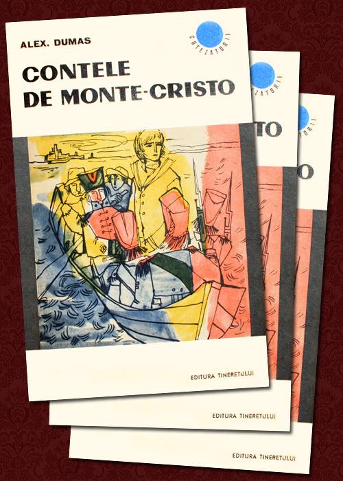 Contele de Monte Cristo (3 vol.) - Alexandre Dumas