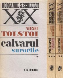 Calvarul (3 vol.) - Alexei Tolstoi