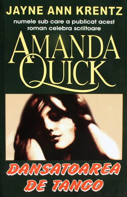 Dansatoarea de tango - Amanda Quick / Jayne Ann Krentz