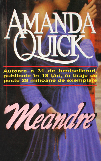 Meandre - Amanda Quick
