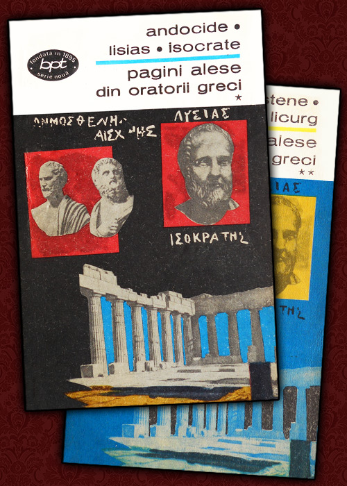 Pagini alese din oratorii greci - Andocide
