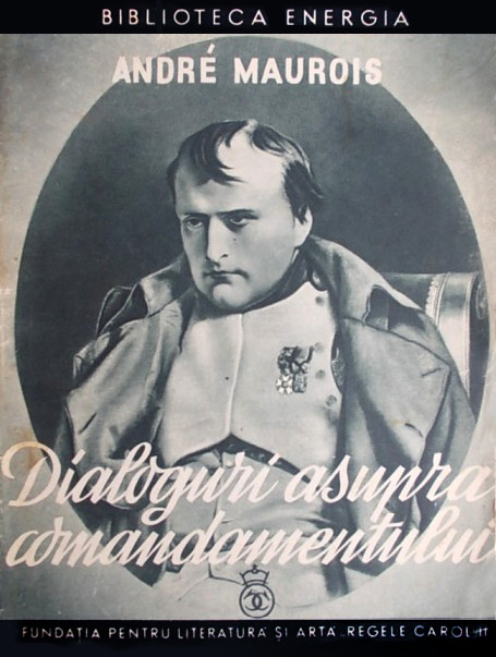Dialoguri asupra Comandamentului (editia princeps