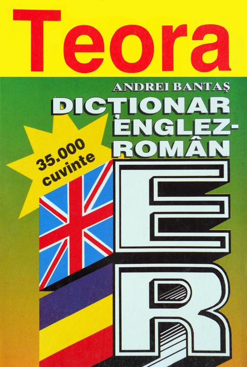Dictionar englez - roman (35.000 cuvinte) - Andrei Bantas