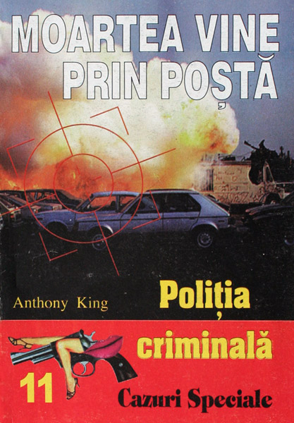 Politia Criminala: (11) Moartea vine prin posta - Anthony King