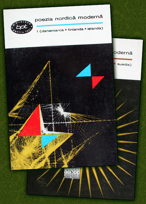 Poezia nordica moderna (2 vol.) - Antologie