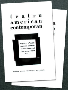Teatru american contemporan (2 vol.) -