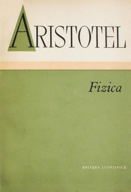 Fizica - Aristotel