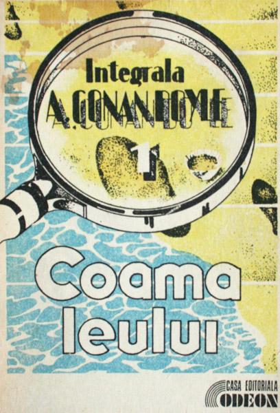 Coama leului - Arthur Conan Doyle