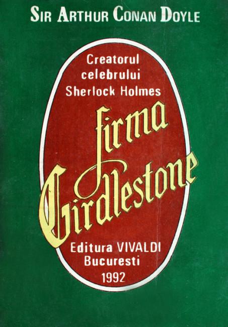 Firma Girdlestone - Arthur Conan Doyle