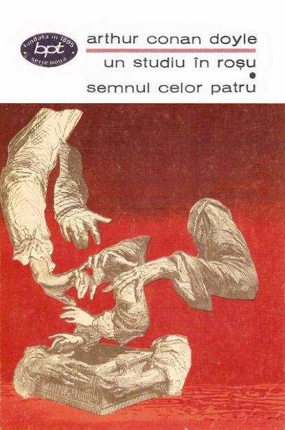 Un studiu in rosu. Semnul celor patru - Arthur Conan Doyle