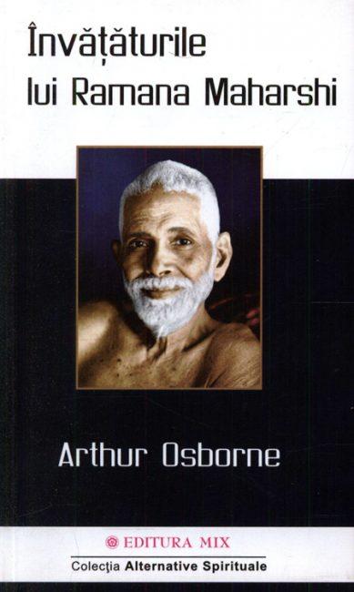 Invataturile lui Ramana Maharshi - Arthur Osborne