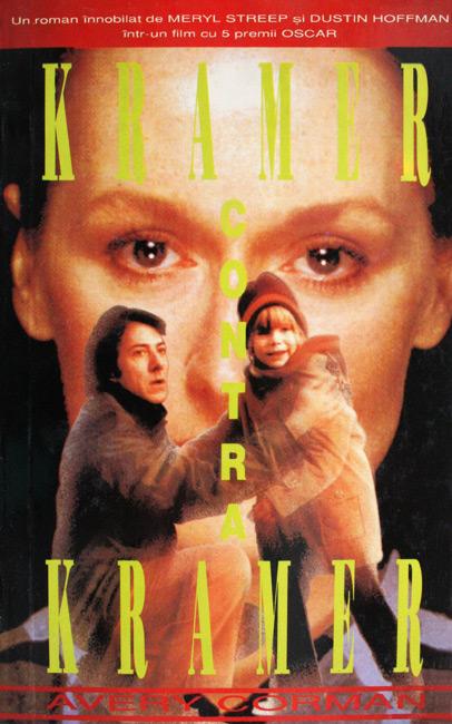 Kramer contra Kramer - Avery Corman