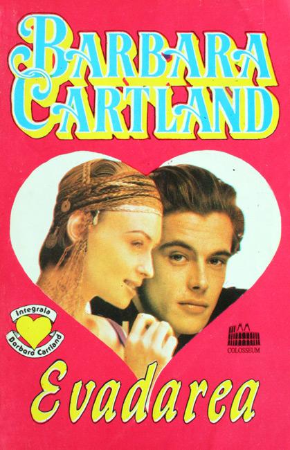 Evadarea - Barbara Cartland