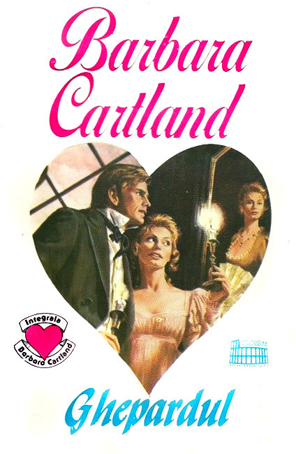 Ghepardul - Barbara Cartland