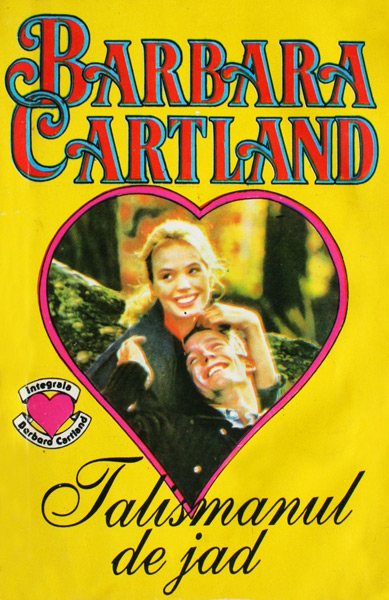 Talismanul de jad - Barbara Cartland