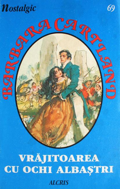 Vrajitoarea cu ochi albastri - Barbara Cartland