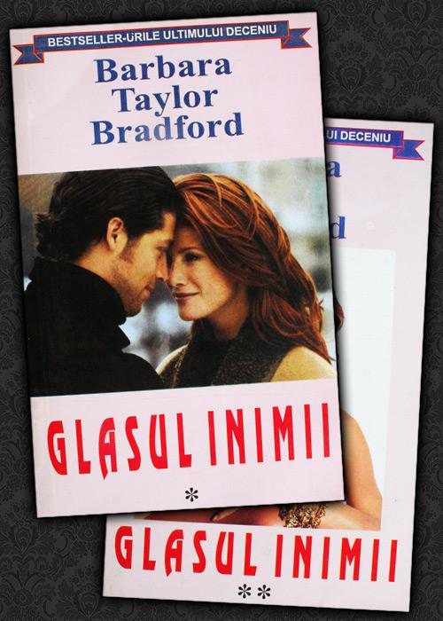 Glasul inimii (2 vol.) - Barbara Taylor Bradford