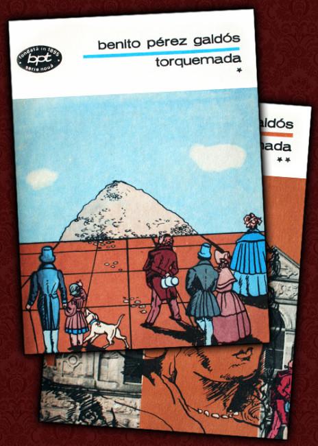 Torquemada (2 vol.) - Benito Perez Galdos