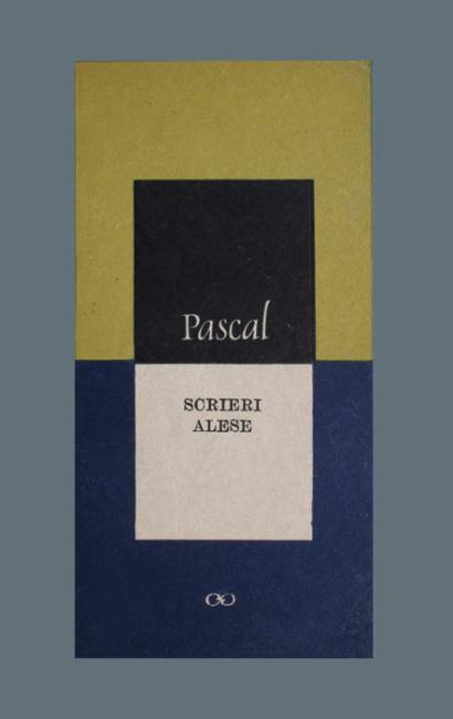 Scrieri alese - Blaise Pascal