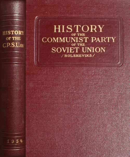 History of the Communist Party of the Soviet Union - I.V. Stalin (coord.)