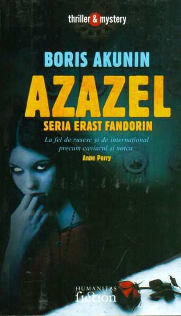 Azazel - Boris Akunin
