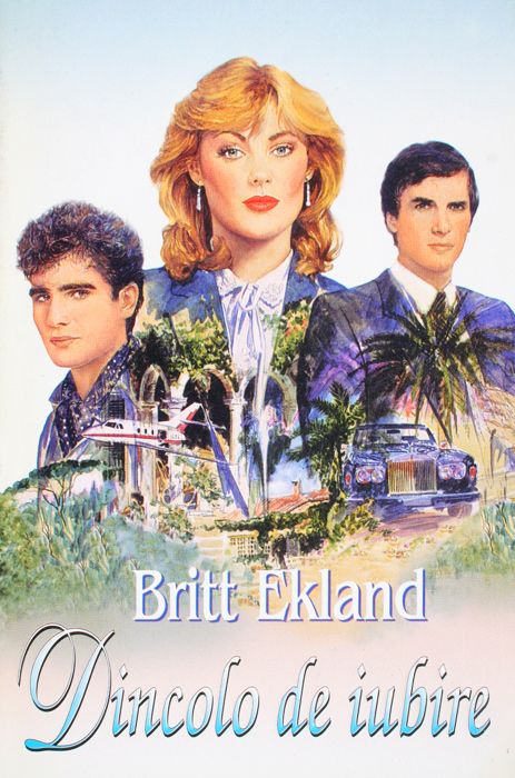 Dincolo de iubire - Britt Ekland