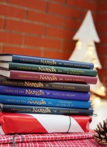 C.S. Lewis - Colecția completă Cronicile din Narnia (7 volume)