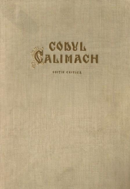 Codul Calimach - Scarlat Callimachi